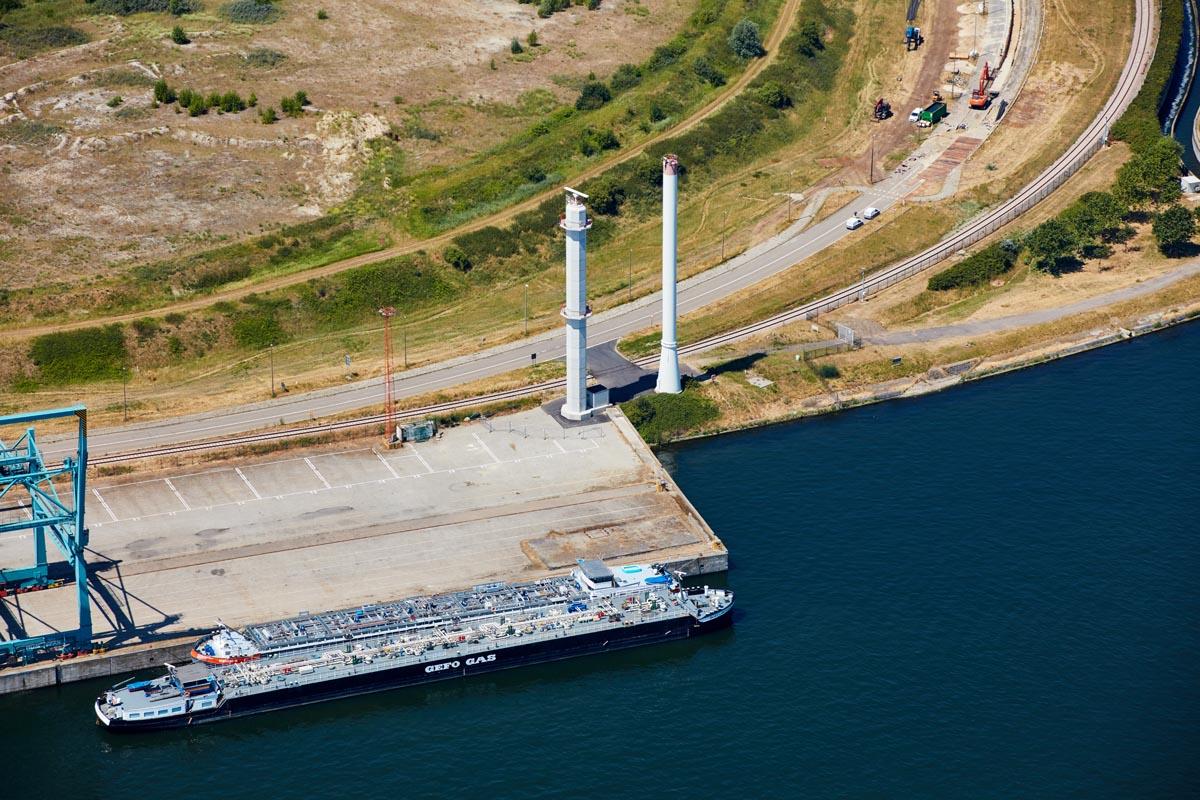 Havenbedrijf - Radartorens
