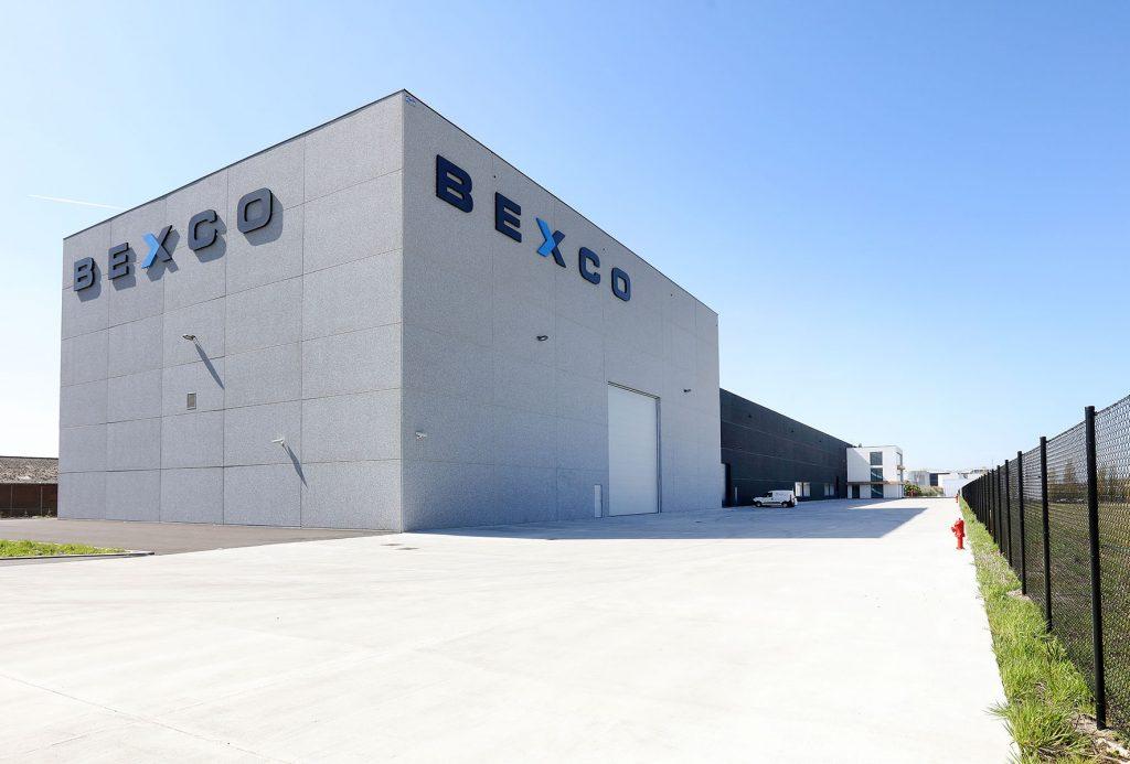 Bexco - site Blue Gate