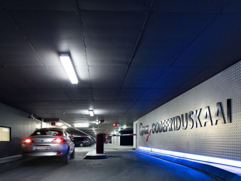 Parking Godefriduskaai