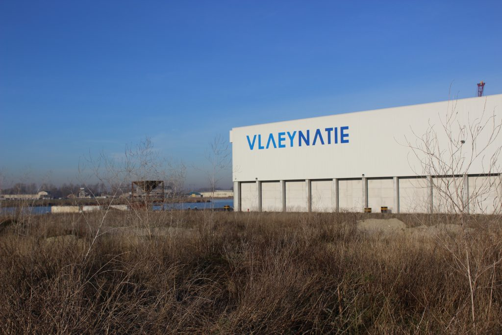 Vlaeynatie - Meststoffenterminal