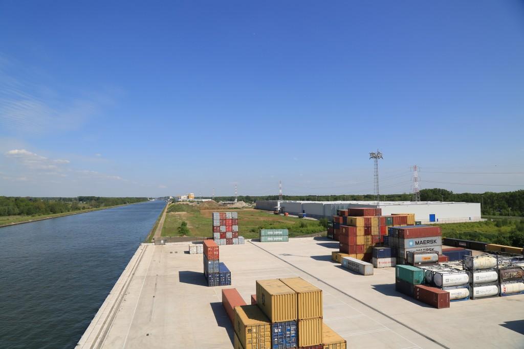 Antwerp Express Port