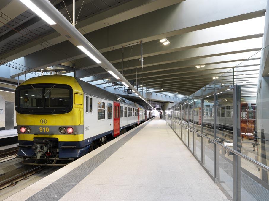 Spoorverbinding Schuman