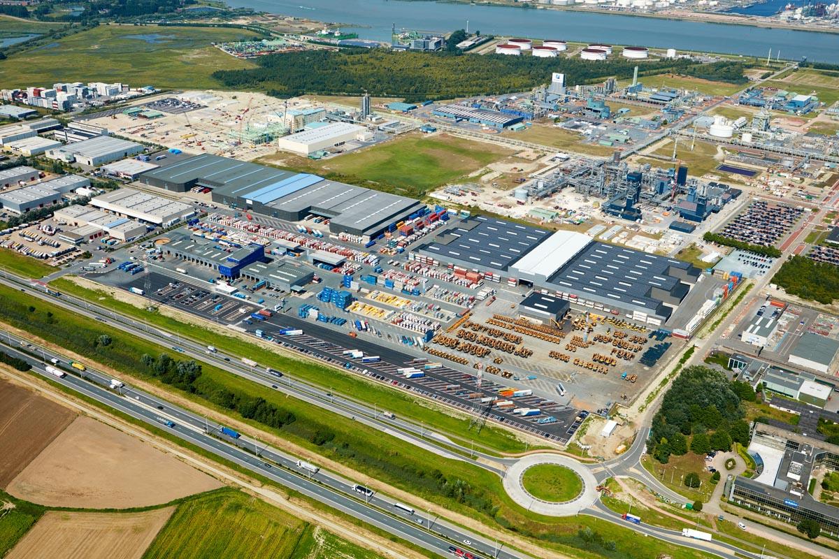 Terminal Zwijndrecht - Van Moer Group