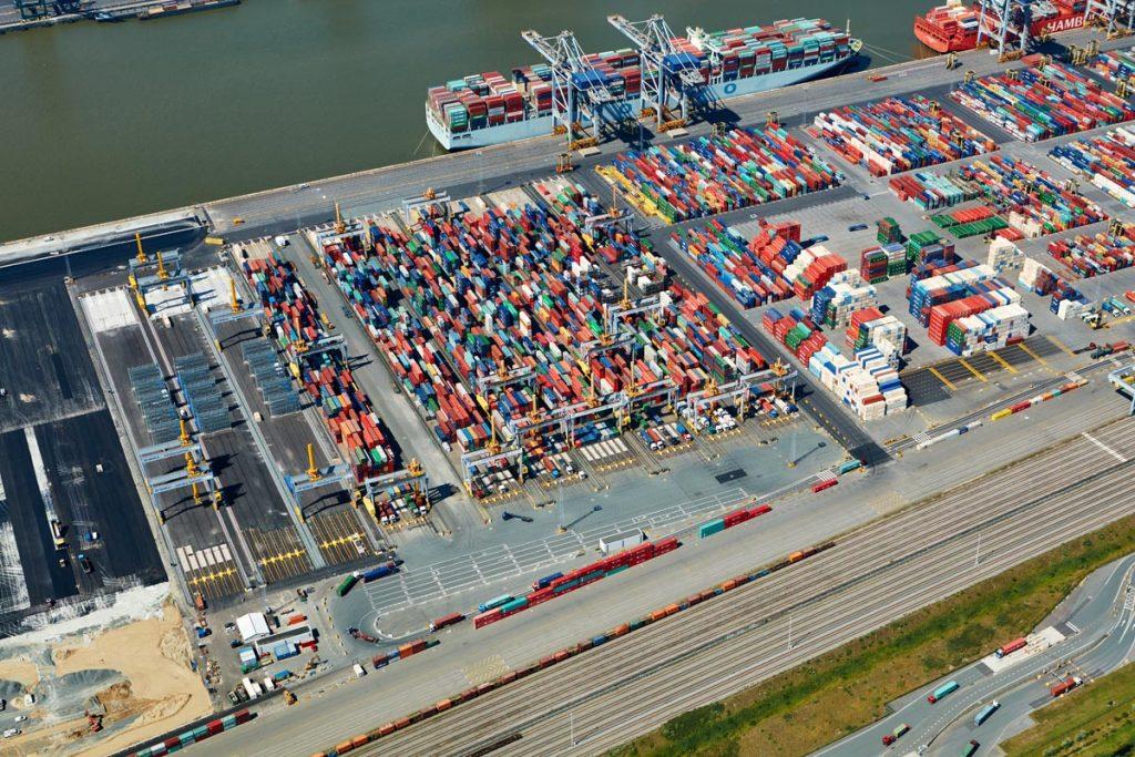 Terminal Antwerp Gateway - DP World