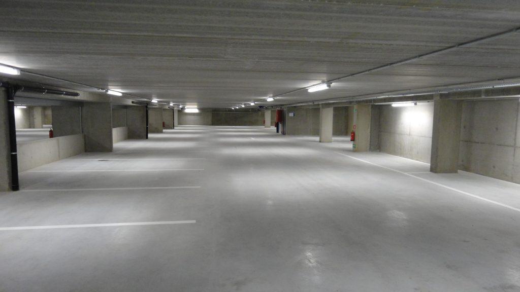 Parking Van Hombeeckplein
