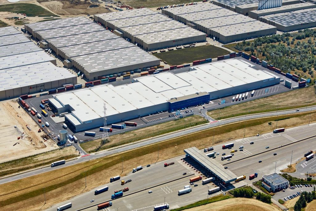 Deurganck Logistics Center