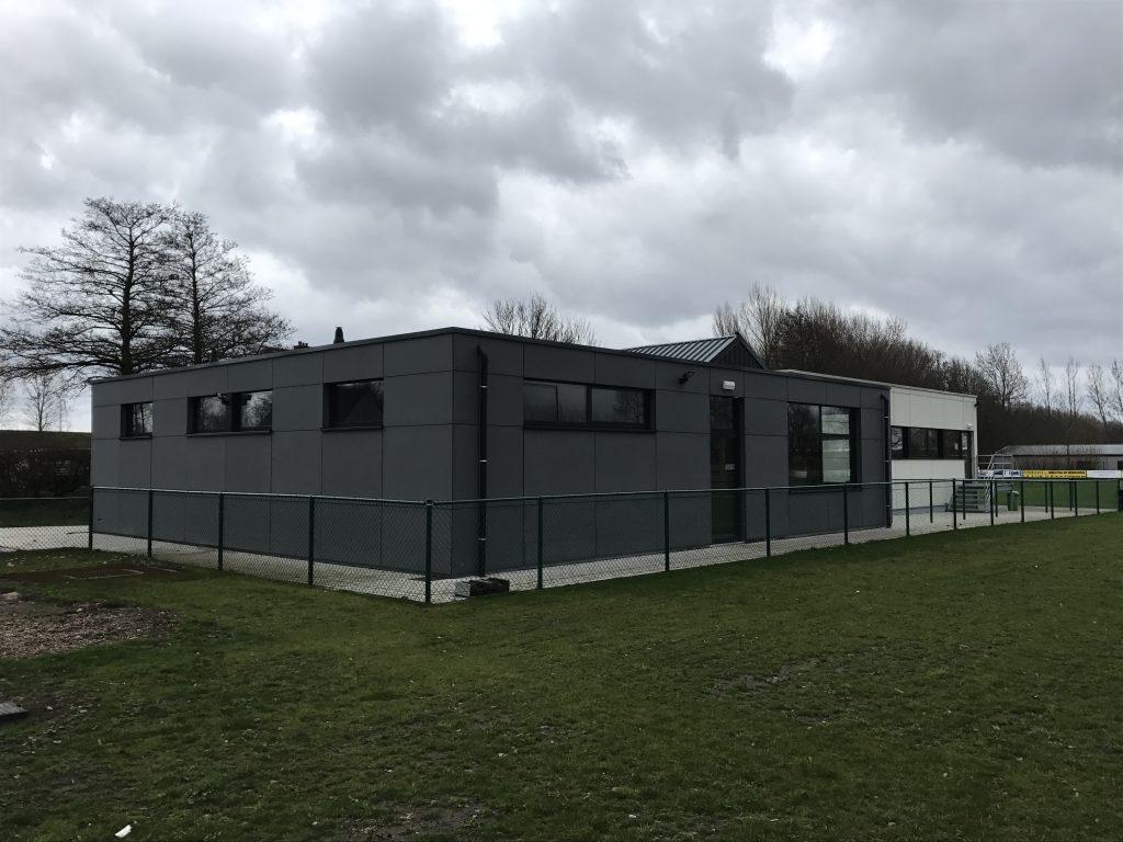 Eendracht Verrebroek - Voetbalcomplex
