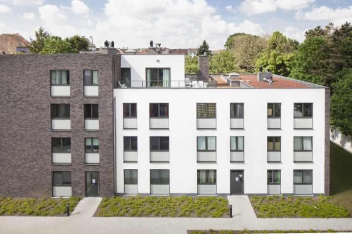 Residentie Oase - Sint Agatha Berchem