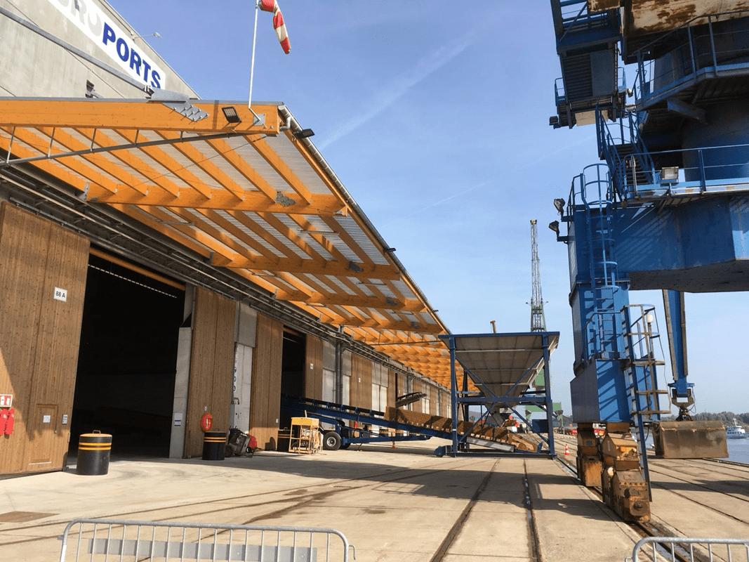 Uitbreiding bulkcapaciteit North Sea Port