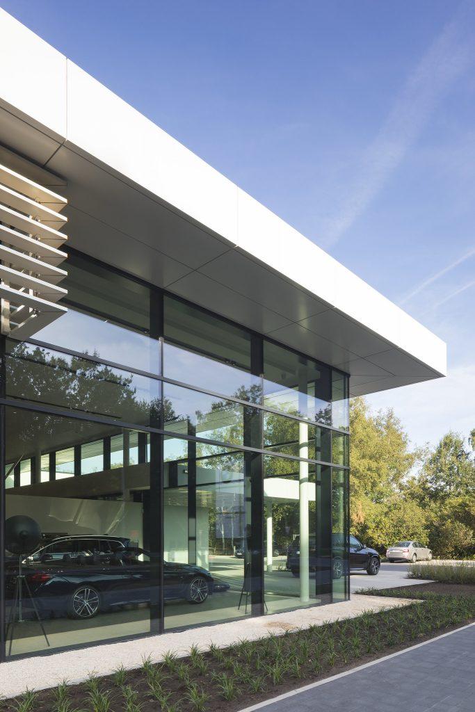 BMW garage Meeussen