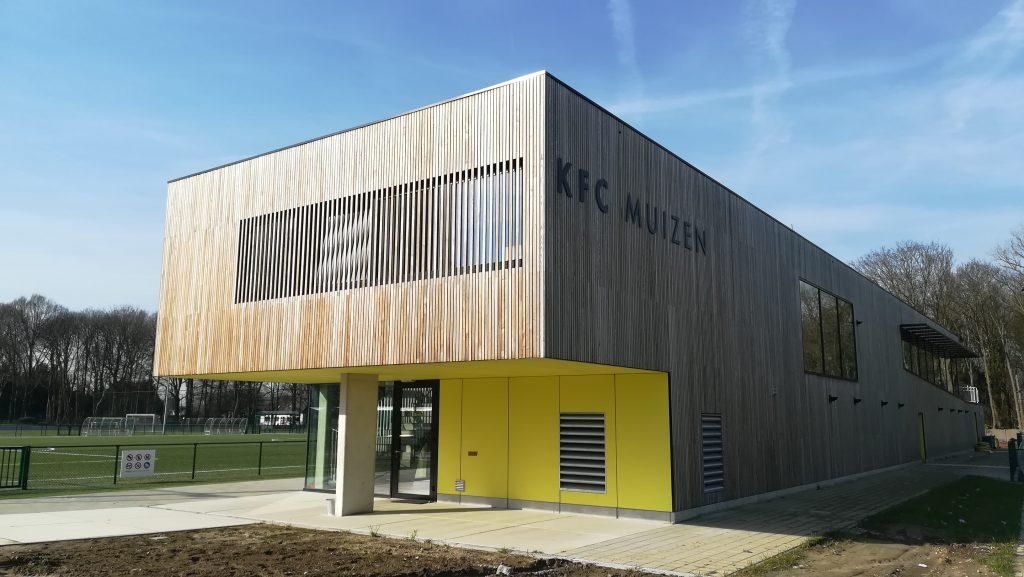 Kantine KFC Muizen